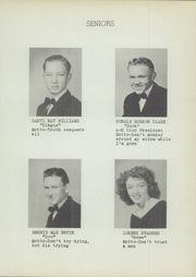 Page 15, 1948 Edition, Rye Cove High School - Cove Yearbook (Clinchport, VA) online yearbook collection