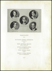 Page 13, 1932 Edition, West Point High School - Point Yearbook (West Point, VA) online yearbook collection