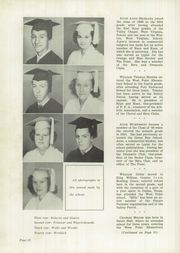 Page 16, 1949 Edition, West Point High School - Point Yearbook (West Point, VA) online yearbook collection