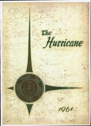 1961 Edition, Virginia Beach High School - Hurricane Yearbook (Virginia Beach, VA)