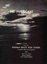 Page 7, 1961 Edition, Virginia Beach High School - Hurricane Yearbook (Virginia Beach, VA) online yearbook collection