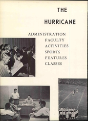 Page 8, 1961 Edition, Virginia Beach High School - Hurricane Yearbook (Virginia Beach, VA) online yearbook collection