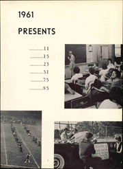 Page 9, 1961 Edition, Virginia Beach High School - Hurricane Yearbook (Virginia Beach, VA) online yearbook collection
