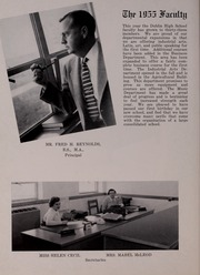 Page 12, 1955 Edition, Dublin High School - Maple Leaves Yearbook (Dublin, VA) online yearbook collection
