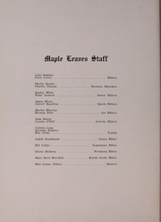 Page 6, 1955 Edition, Dublin High School - Maple Leaves Yearbook (Dublin, VA) online yearbook collection