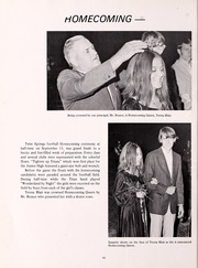 Page 14, 1973 Edition, Twin Springs High School - Mountain Echo Yearbook (Nickelsville, VA) online yearbook collection