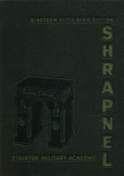 Page 1, 1959 Edition, Staunton Military Academy - Shrapnel Yearbook (Staunton, VA) online yearbook collection