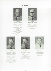 Page 17, 1959 Edition, Staunton Military Academy - Shrapnel Yearbook (Staunton, VA) online yearbook collection