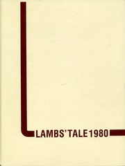 1980 Edition, St Agnes School - Lambs Tale Yearbook (Alexandria, VA)
