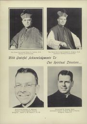 Page 10, 1958 Edition, Walsingham Academy - Legende Yearbook (Williamsburg, VA) online yearbook collection