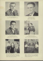 Page 12, 1958 Edition, Walsingham Academy - Legende Yearbook (Williamsburg, VA) online yearbook collection
