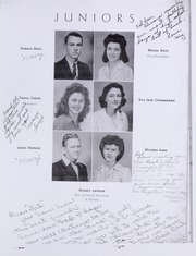 Page 17, 1945 Edition, St Paul High School - Estonoa Yearbook (St Paul, VA) online yearbook collection