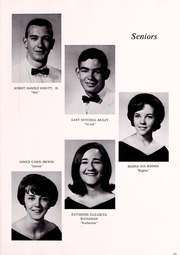 Page 15, 1967 Edition, St Paul High School - Estonoa Yearbook (St Paul, VA) online yearbook collection