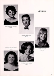 Page 17, 1967 Edition, St Paul High School - Estonoa Yearbook (St Paul, VA) online yearbook collection