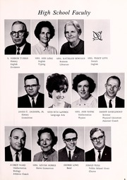Page 9, 1967 Edition, St Paul High School - Estonoa Yearbook (St Paul, VA) online yearbook collection