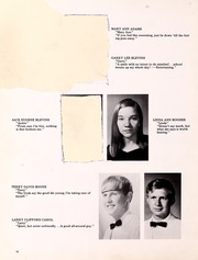 Page 14, 1969 Edition, St Paul High School - Estonoa Yearbook (St Paul, VA) online yearbook collection