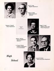 Page 8, 1969 Edition, St Paul High School - Estonoa Yearbook (St Paul, VA) online yearbook collection