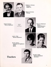 Page 9, 1969 Edition, St Paul High School - Estonoa Yearbook (St Paul, VA) online yearbook collection
