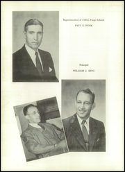 Page 10, 1952 Edition, Clifton Forge High School - Alleghanian Yearbook (Clifton Forge, VA) online yearbook collection