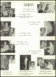 Page 11, 1952 Edition, Clifton Forge High School - Alleghanian Yearbook (Clifton Forge, VA) online yearbook collection