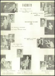Page 12, 1952 Edition, Clifton Forge High School - Alleghanian Yearbook (Clifton Forge, VA) online yearbook collection