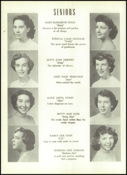 Page 16, 1952 Edition, Clifton Forge High School - Alleghanian Yearbook (Clifton Forge, VA) online yearbook collection