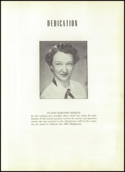Page 9, 1952 Edition, Clifton Forge High School - Alleghanian Yearbook (Clifton Forge, VA) online yearbook collection