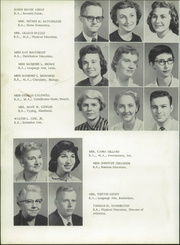 Page 16, 1959 Edition, Blair High School - Beehive Yearbook (Williamsburg, VA) online yearbook collection