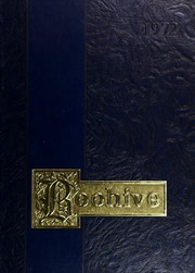 1972 Edition, Blair High School - Beehive Yearbook (Williamsburg, VA)
