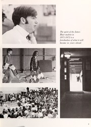 Page 13, 1972 Edition, Blair High School - Beehive Yearbook (Williamsburg, VA) online yearbook collection