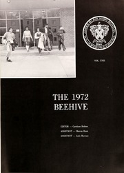 Page 5, 1972 Edition, Blair High School - Beehive Yearbook (Williamsburg, VA) online yearbook collection