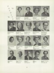 Page 12, 1956 Edition, Collegiate High School - Torch Yearbook (Richmond, VA) online yearbook collection