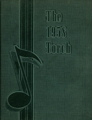 Page 1, 1958 Edition, Collegiate High School - Torch Yearbook (Richmond, VA) online yearbook collection