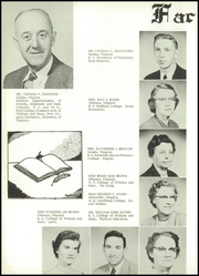 Page 10, 1956 Edition, Middlesex High School - Chanticleer Yearbook (Saluda, VA) online yearbook collection