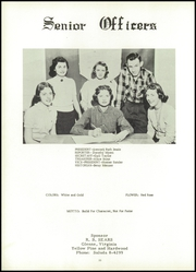 Page 14, 1956 Edition, Middlesex High School - Chanticleer Yearbook (Saluda, VA) online yearbook collection