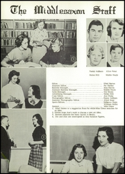 Page 8, 1956 Edition, Middlesex High School - Chanticleer Yearbook (Saluda, VA) online yearbook collection