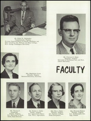 Page 10, 1958 Edition, Middlesex High School - Chanticleer Yearbook (Saluda, VA) online yearbook collection