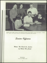 Page 15, 1958 Edition, Middlesex High School - Chanticleer Yearbook (Saluda, VA) online yearbook collection
