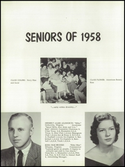 Page 16, 1958 Edition, Middlesex High School - Chanticleer Yearbook (Saluda, VA) online yearbook collection