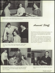 Page 8, 1958 Edition, Middlesex High School - Chanticleer Yearbook (Saluda, VA) online yearbook collection