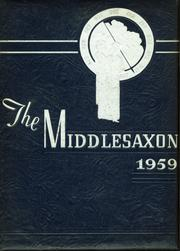 Middlesex High School - Chanticleer Yearbook (Saluda, VA) online yearbook collection, 1959 Edition, Page 1