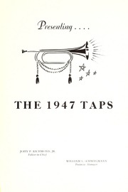 Page 5, 1947 Edition, Fishburne Military High School - Taps Yearbook (Waynesboro, VA) online yearbook collection