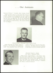 Page 15, 1958 Edition, Roanoke Catholic High School - Key Yearbook (Roanoke, VA) online yearbook collection