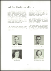 Page 16, 1958 Edition, Roanoke Catholic High School - Key Yearbook (Roanoke, VA) online yearbook collection