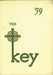 1959 Edition, Roanoke Catholic High School - Key Yearbook (Roanoke, VA)