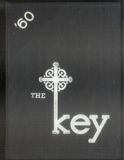1960 Edition, Roanoke Catholic High School - Key Yearbook (Roanoke, VA)