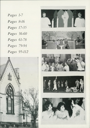 Page 11, 1960 Edition, Roanoke Catholic High School - Key Yearbook (Roanoke, VA) online yearbook collection