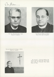 Page 14, 1960 Edition, Roanoke Catholic High School - Key Yearbook (Roanoke, VA) online yearbook collection