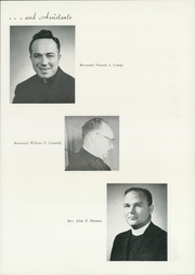 Page 15, 1960 Edition, Roanoke Catholic High School - Key Yearbook (Roanoke, VA) online yearbook collection