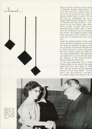 Page 8, 1960 Edition, Roanoke Catholic High School - Key Yearbook (Roanoke, VA) online yearbook collection